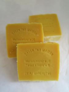 マカダミアナッツ&スイートアーモンドオイルの石鹸