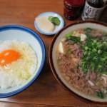 大阪へ行って肉吸いをいただきました(^.^)