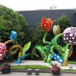 松本市美術館へ行ってきました♪