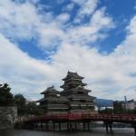 松本城は美しいお城